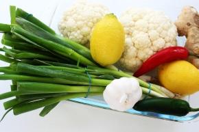 Vegan & Dairy Free Keralan CauliflowerCurry